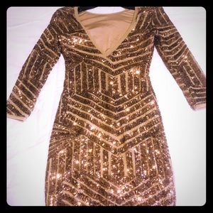 Beautiful party dress from Forever 21!
